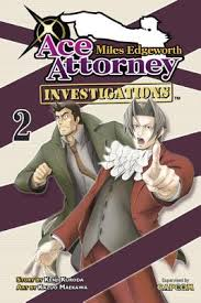 逆転検事 英語版 2巻