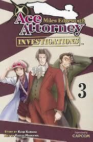 逆転検事 英語版 3巻