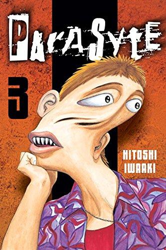 寄生獣 英語版 3巻