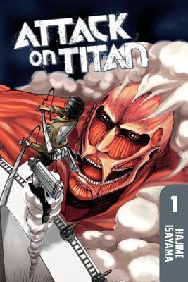 進撃の巨人 英語版 1巻