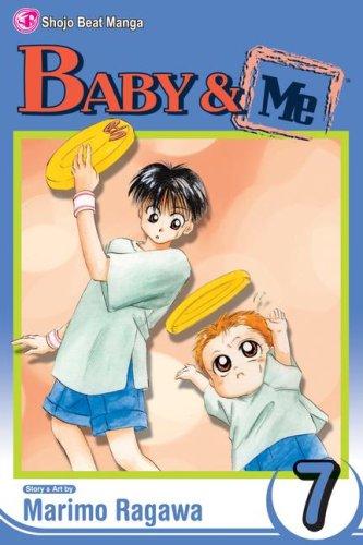 赤ちゃんと僕 英語版 7巻