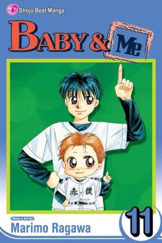 赤ちゃんと僕 英語版 11巻