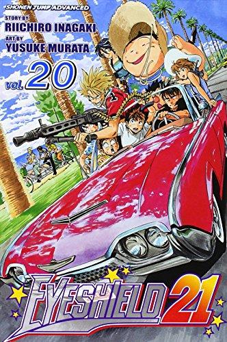 アイシールド21 英語版 20巻
