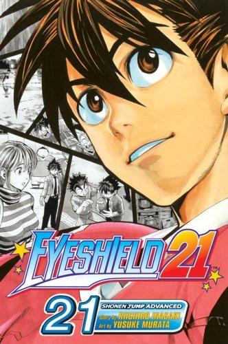 アイシールド21 英語版 21巻