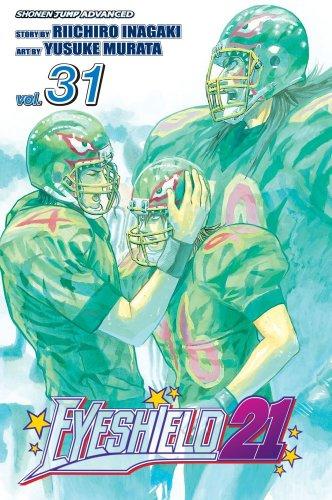 アイシールド21 英語版 31巻