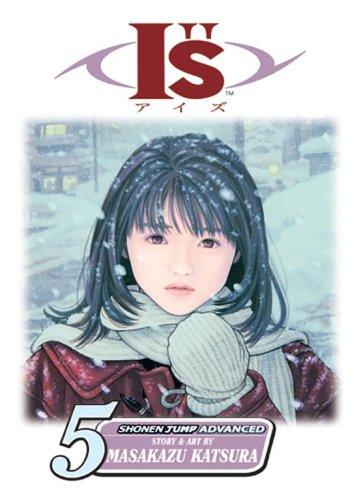 """I""""S アイズ 英語版 5巻"""