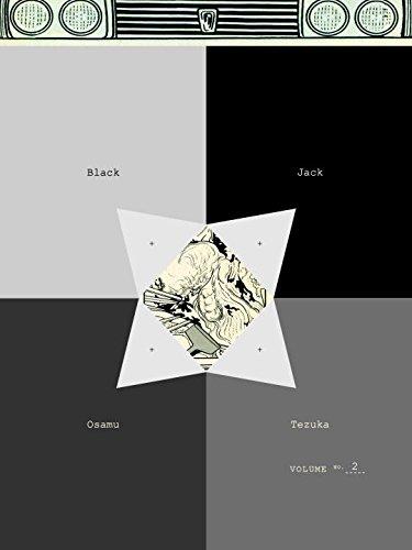 ブラックジャック 英語版 2巻