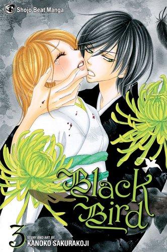 BLACK BIRD ブラックバード 英語版 3巻