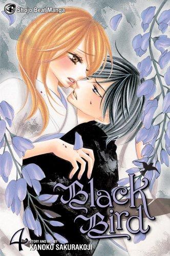 BLACK BIRD ブラックバード 英語版 4巻