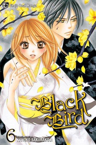 BLACK BIRD ブラックバード 英語版 6巻