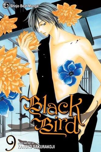 BLACK BIRD ブラックバード 英語版 9巻