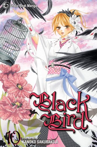 BLACK BIRD ブラックバード 英語版 10巻