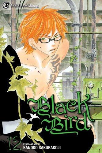 BLACK BIRD ブラックバード 英語版 12巻
