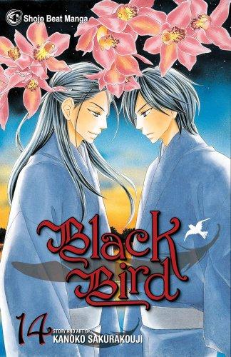 BLACK BIRD ブラックバード 英語版 14巻