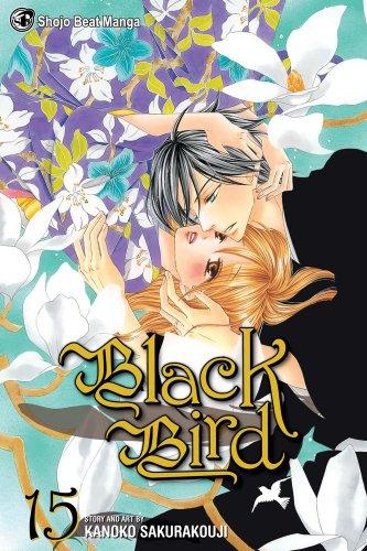 BLACK BIRD ブラックバード 英語版 15巻