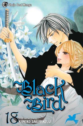 BLACK BIRD ブラックバード 英語版 18巻