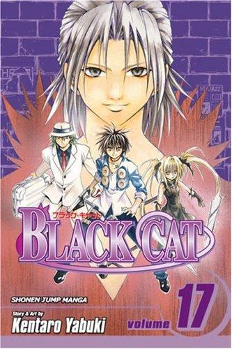 BLACK CAT ブラックキャット 英語版 17巻