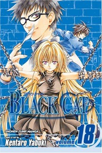 BLACK CAT ブラックキャット 英語版 18巻