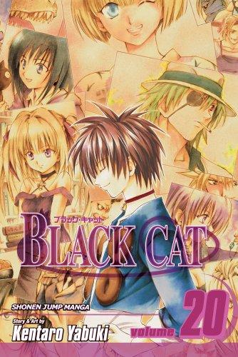BLACK CAT ブラックキャット 英語版 20巻