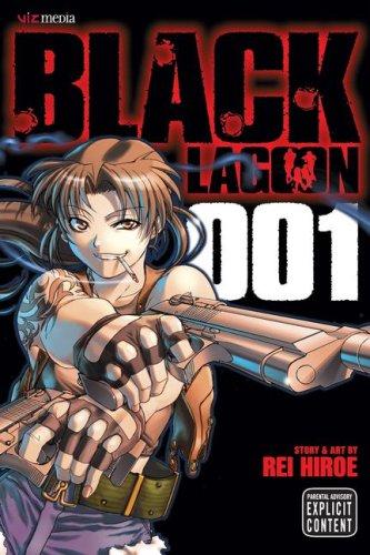 ブラック・ラグーン BLACK LAGOON 英語版 1巻