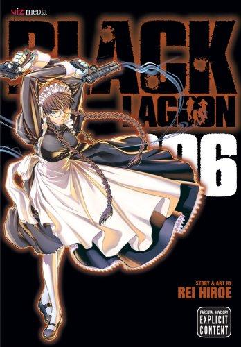 ブラック・ラグーン BLACK LAGOON 英語版 6巻