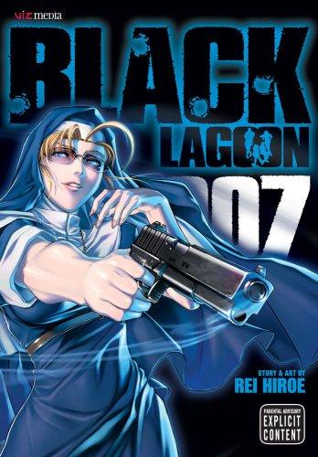 ブラック・ラグーン BLACK LAGOON 英語版 7巻