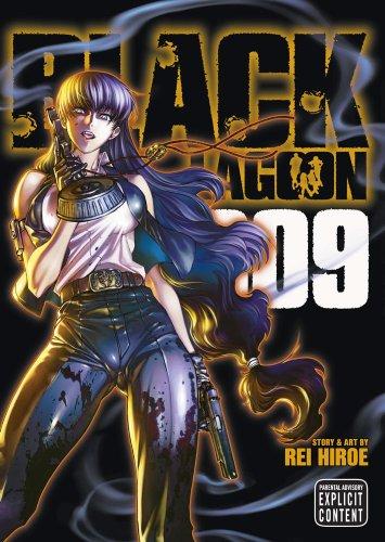 ブラック・ラグーン BLACK LAGOON 英語版 9巻