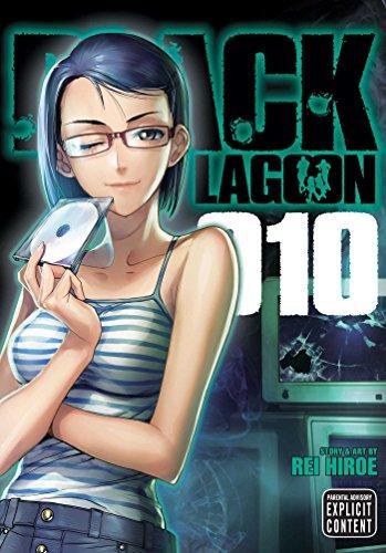 ブラック・ラグーン BLACK LAGOON 英語版 10巻
