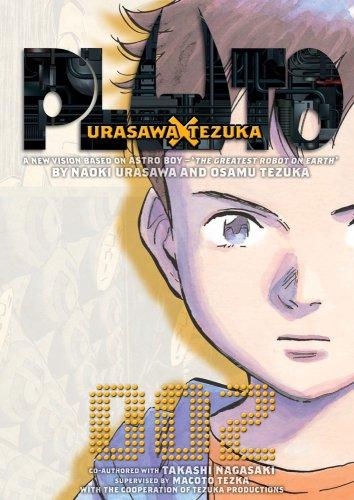 PLUTO プルートゥ 英語版 2巻