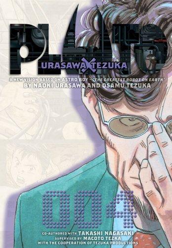 PLUTO プルートゥ 英語版 4巻