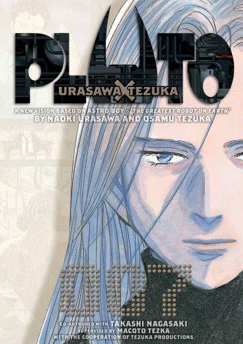 PLUTO プルートゥ 英語版 7巻