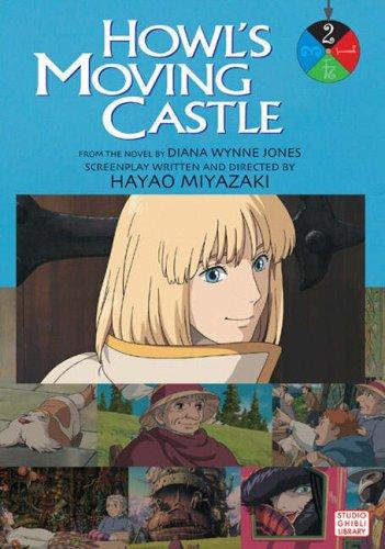 ハウルの動く城 英語版 2巻