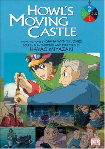 ハウルの動く城 英語版 3巻