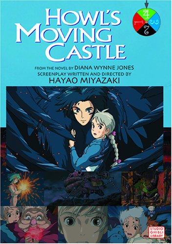 ハウルの動く城 英語版 4巻