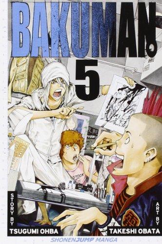バクマン。 英語版 5巻