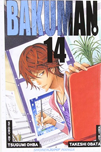 バクマン。 英語版 14巻