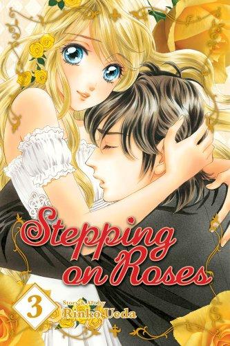 裸足でバラを踏め 英語版 3巻