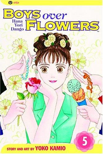 花より男子 英語版 5巻