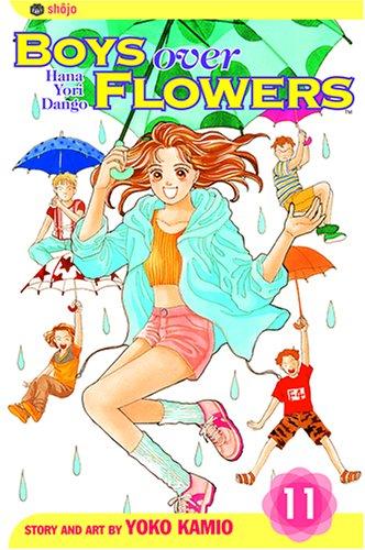 花より男子 英語版 10巻