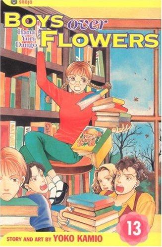 花より男子 英語版 12巻
