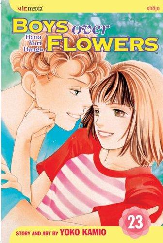 花より男子 英語版 22巻