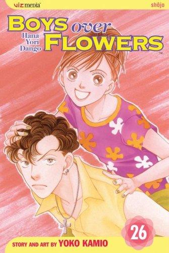 花より男子 英語版 25巻