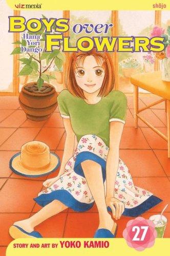 花より男子 英語版 26巻