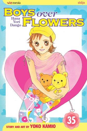 花より男子 英語版 34巻