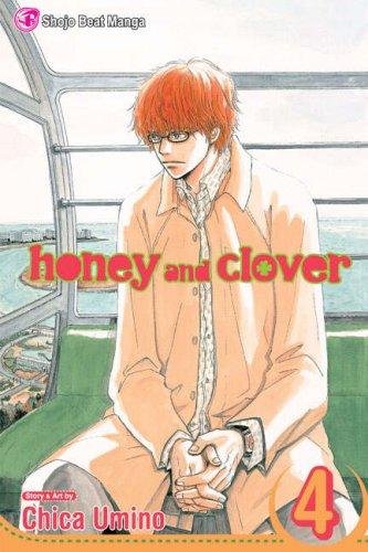 ハチミツとクローバー 英語版 4巻