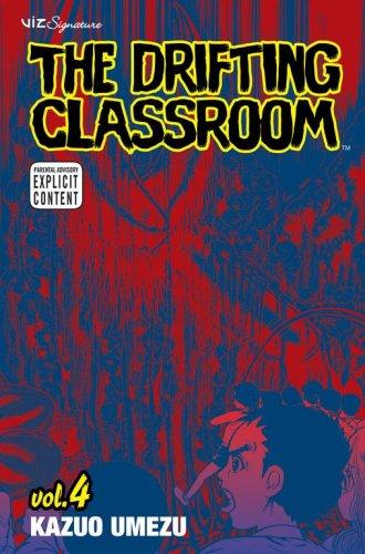 漂流教室 英語版 4巻