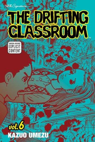 漂流教室 英語版 6巻