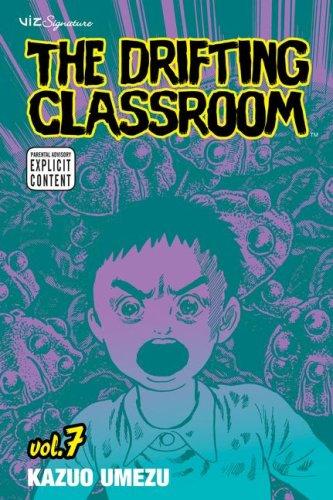 漂流教室 英語版 7巻