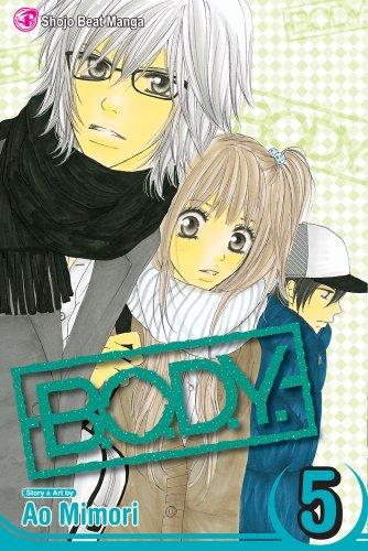 B.O.D.Y. 英語版 5巻