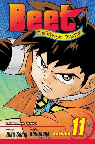 冒険王ビィト 英語版 11巻